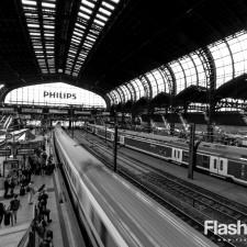 eurotrip wakacje w europie stolice Hamburg dworzec główny