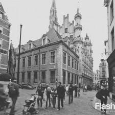 eurotrip wakacje w europie stolice Bruksela starówka
