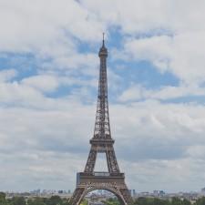 eurotrip wakacje w europie stolice Paryż Wieża Eiffla