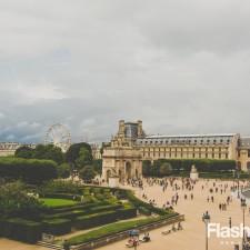eurotrip wakacje w europie stolice Paryż Luwr
