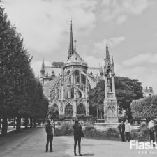 eurotrip wakacje w europie stolice Paryż Katedra Notre Dame