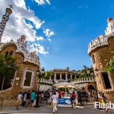 eurotrip wakacje w europie stolice Barcelona Park Guell