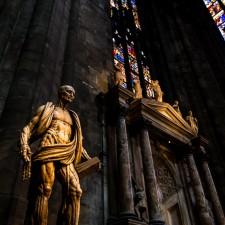 eurotrip wakacje w europie stolice Mediolan Duomo bazylika