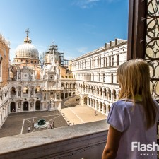 eurotrip wakacje w europie stolice Wenecja pałac dożów