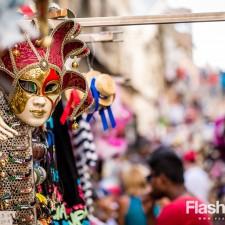 eurotrip wakacje w europie stolice Wenecja maski maska