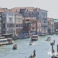 eurotrip wakacje w europie stolice Wenecja kanał