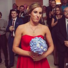 oczeipny tańce szalone wesele nowa panna młoda