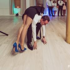 oczeipny tańce szalone wesele