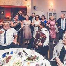 wesele zabawa z akordeonem