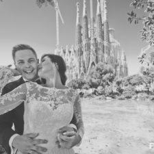 sesja poślubna barcelona młoda para sesja młodej pary sesja poślubna