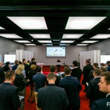 wydarzenia targowe sala ziemi targi MTP gala klientów Volkswagena zmagania drużyn konferencja na targach samochody na targach