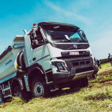 Volvo Trucks fotografia reportażowa fotograf Poznań samochody