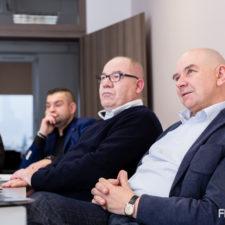 fotografia firmowa fotografia biznesowa fotograf Poznań Top Farms sesja pracowników